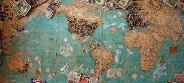 Bringing the world into the classroom – Luke Richardson
