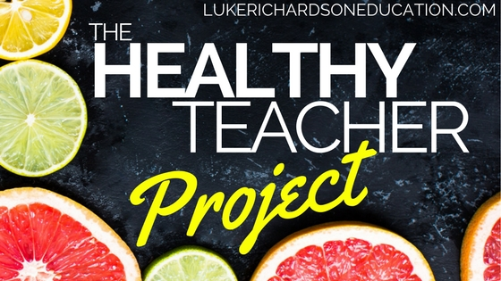 The Healthy Teacher Project