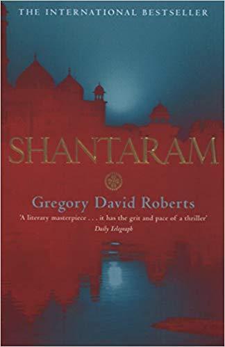 Shantaram cover